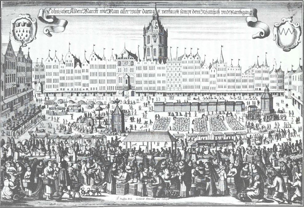 """Kölner Stammtisch: Präsentation der """"Kölner Time Machine"""""""